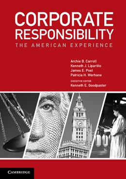 Abbildung von Carroll / Lipartito / Post | Corporate Responsibility | 2012 | The American Experience