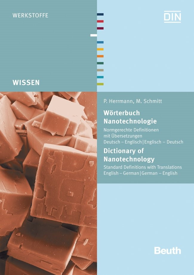 Abbildung von Herrmann / Schmitt | Wörterbuch Nanotechnologie | 2012