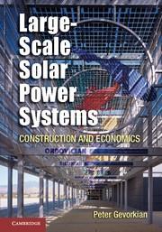 Abbildung von Gevorkian   Large-Scale Solar Power Systems