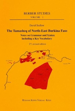 Abbildung von Sudlow | The Tamasheq of North-East Burkina Faso | | Notes on Grammar and Syntax in...