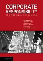Abbildung von Goodpaster / Carroll / Lipartito | Corporate Responsibility | 2012