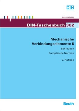 Abbildung von Mechanische Verbindungselemente 6 | 2012 | Schrauben Europäische Normen | 362