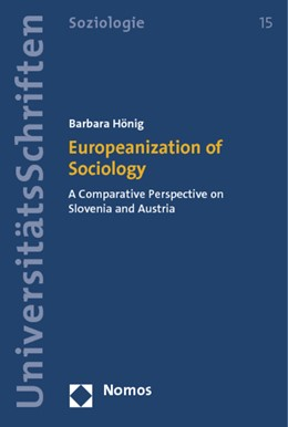 Abbildung von Hönig | Europeanization of Sociology | 2012 | A Comparative Perspective on S...