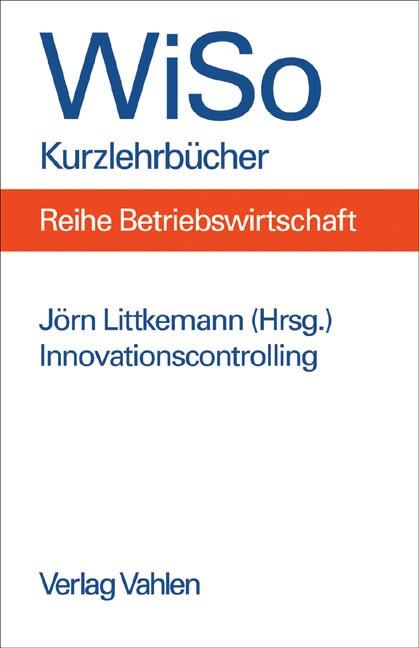 Innovationscontrolling | Littkemann, 2005 | Buch (Cover)