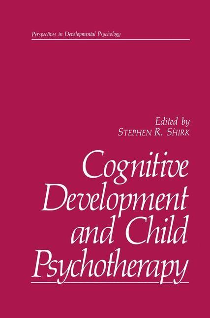 Abbildung von Shirk | Cognitive Development and Child Psychotherapy | 1988