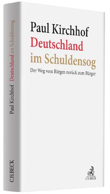 Deutschland im Schuldensog | Kirchhof, 2012 | Buch (Cover)