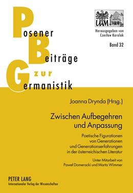 Abbildung von Drynda | Zwischen Aufbegehren und Anpassung | 2012 | Poetische Figurationen von Gen... | 32