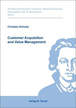 Abbildung von Schulze | Customer Acquisition and Value Management | 2012 | 1
