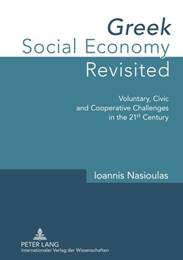Abbildung von Nasioulas | Greek Social Economy Revisited | 2012 | Voluntary, Civic and Cooperati...