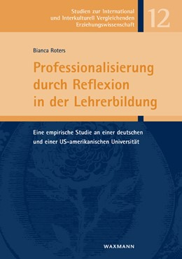 Abbildung von Roters | Professionalisierung durch Reflexion in der Lehrerbildung | 2012 | Eine empirische Studie an eine... | 12