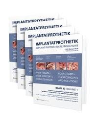 Implantatprothetik. DVD-Kompendium, Band 1-4 | Ackermann / Beuer / Happe, 2012 (Cover)