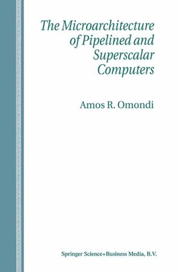 Abbildung von Omondi | The Microarchitecture of Pipelined and Superscalar Computers | 1999