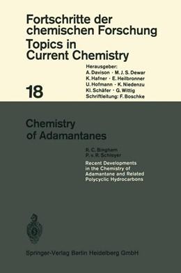 Abbildung von Bingham / Schleyer   Chemistry of Adamantanes   1972   18