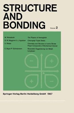 Abbildung von Jørgensen / Neilands / Nyholm | Structure and Bonding | 1967 | 2