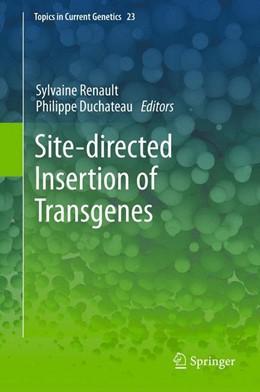 Abbildung von Renault / Duchateau | Site-directed insertion of transgenes | 2012 | 23