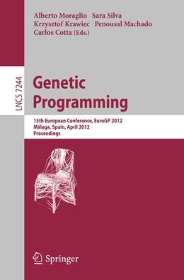 Abbildung von Moraglio / Silva / Krawiec / Machado / Cotta   Genetic Programming   2012