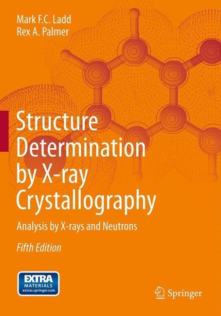 Abbildung von Ladd / Palmer   Structure Determination by X-ray Crystallography   2013