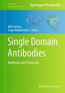 Abbildung von Saerens / Muyldermans | Single Domain Antibodies | 2012