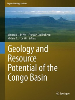 Abbildung von de Wit / Guillocheau | Geology and Resource Potential of the Congo Basin | 2015