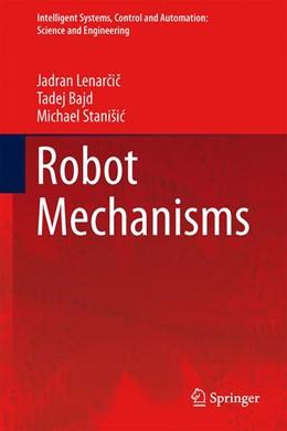 Abbildung von Lenarcic / Bajd / Stanišic | Robot Mechanisms | 2012 | 60