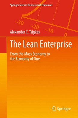 Abbildung von Tsigkas | The Lean Enterprise | 2012 | From the Mass Economy to the E...