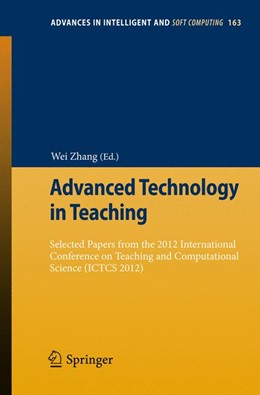 Abbildung von Zhang   Advanced Technology in Teaching   2012   Selected papers from the 2012 ...   163
