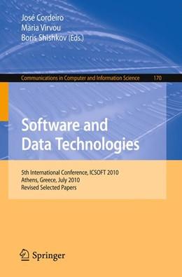 Abbildung von Cordeiro / Virvou / Shishkov | Software and Data Technologies | 2013 | 5th International Conference, ... | 170
