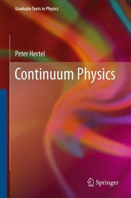 Abbildung von Hertel | Continuum Physics | 2012
