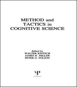 Abbildung von Kintsch / Miller / Polson | Methods and Tactics in Cognitive Science | 1984