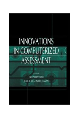 Abbildung von Drasgow / Olson-Buchanan | Innovations in Computerized Assessment | 1999