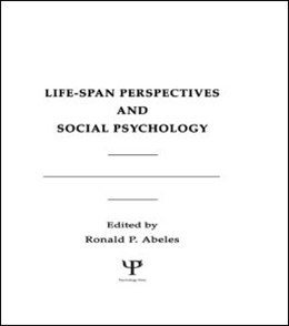 Abbildung von Abeles | Life-span Perspectives and Social Psychology | 1987