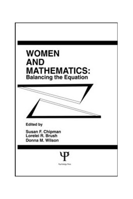 Abbildung von Chipman / Brush / Wilson | Women and Mathematics | 1985 | Balancing the Equation