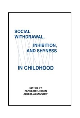 Abbildung von Rubin / Asendorpf | Social Withdrawal, inhibition, and Shyness in Childhood | 1993