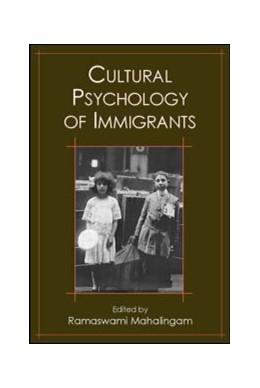 Abbildung von Mahalingam | Cultural Psychology of Immigrants | 2006