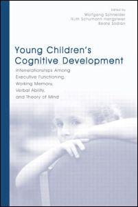 Abbildung von Schneider / Schumann-Hengsteler / Sodian | Young Children's Cognitive Development | 2005