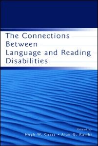Abbildung von Catts / Kamhi | The Connections Between Language and Reading Disabilities | 2005