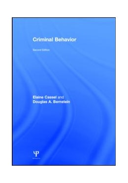 Abbildung von Cassel / Bernstein   Criminal Behavior   2007