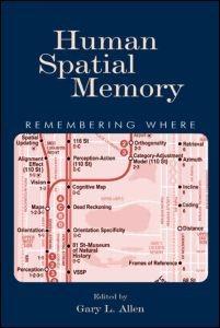 Abbildung von Allen | Human Spatial Memory | 2004