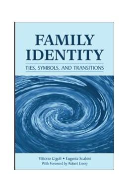 Abbildung von Cigoli / Scabini   Family Identity   2006   Ties, Symbols, and Transitions