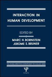 Abbildung von Bornstein / Bruner | Interaction in Human Development | 1989