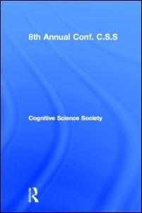 Abbildung von Cognitive Science Society | 8th Annual Conf. C.S.S. | 2007