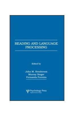 Abbildung von Henderson / Singer / Ferreira | Reading and Language Processing | 1995