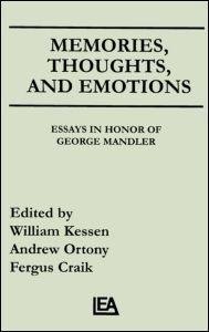 Abbildung von Kessen / Ortony / Craik | Memories, Thoughts, and Emotions | 1991