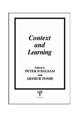 Abbildung von Balsam / Tomie | Context and Learning | 1985