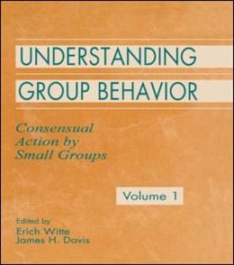 Abbildung von Witte / Davis | Understanding Group Behavior | 1996 | Volume 1: Consensual Action By...