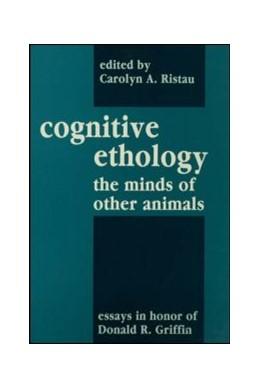 Abbildung von Marler / Ristau | Cognitive Ethology | 1990 | Essays in Honor of Donald R. G...
