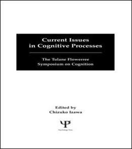 Abbildung von Izawa   Current Issues in Cognitive Processes   1989