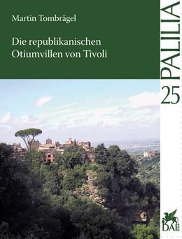 Abbildung von Tombrägel | Die republikanischen Otiumvillen von Tivoli | 2012 | Untersuchung zur Bautechnik, C... | 25