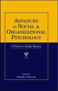 Abbildung von Hantula | Advances in Social and Organizational Psychology | 2006