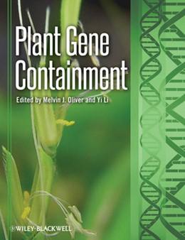 Abbildung von Oliver / Li | Plant Gene Containment | 2012